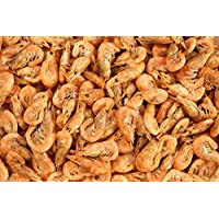 Natural Dried Shrimp Fish Food, Turtle, Terrapin, Reptile Food Aquarium Fish Food (1000ml (100g))