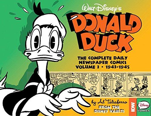 Walt Disney World Donald Duck (Walt Disney's Donald Duck: The Daily Newspaper Comics Volume 3)