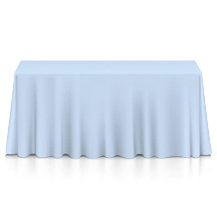 Lannu0027s Linens   60u0026quot; X 102u0026quot; Premium Tablecloth For  Wedding/Banquet/Restaurant