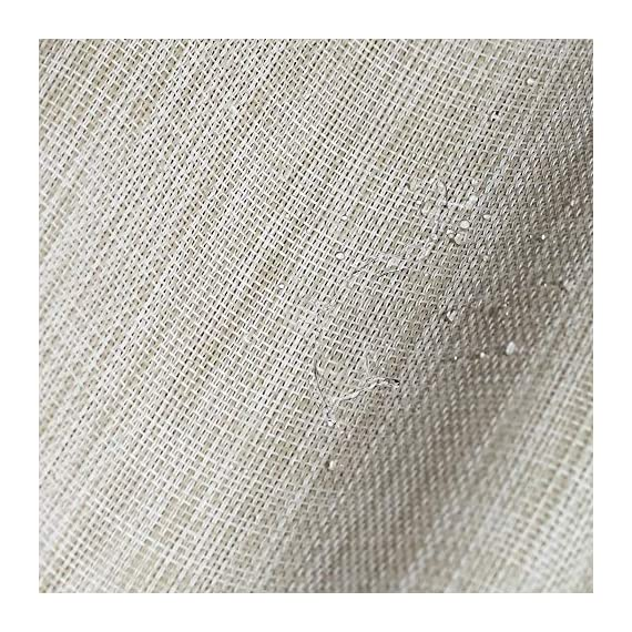 """YOSICHY Table Mats Set of 6 Crossweave Woven Vinyl Placemats Heat Resistant Non-Slip Kitchen Placemats for Dining Table Washable Easy to Clean(White) - Size in:18""""X12""""(45cmX30cm),Set of 4. Composition: 70% PVC, 30% polyester UV protected to resist fading, made of durable and ventilate material for everyday use with long lifespan,perfect for indoor or outdoor use Eco-friendly kitchen table mats, non-stain,washable and easy to clean, dries very quickly, can roll up to store away, placemats can be flattened when put out to use - placemats, kitchen-dining-room-table-linens, kitchen-dining-room - 61EGnM8tarL. SS570  -"""
