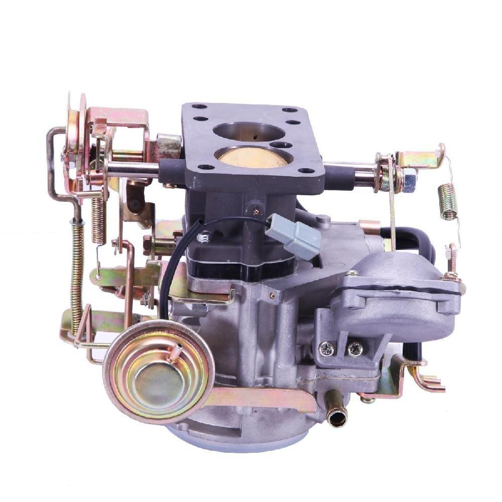AUXMART Carburetor Carb Kits for TOYOTA 21100-61200 Toyota 3F / 4f