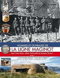 hommes et ouvrages de la Ligne Maginot 5