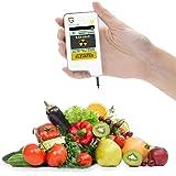 Greentest Haute Précision, portable La Geiger Détecteur de Radiation et La Detecteur de Nitrate/Testeur pour Fruits Frais et Légumes Blanc
