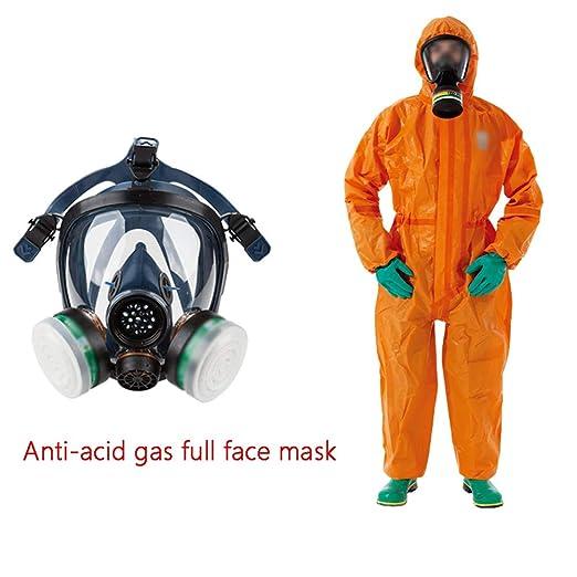 Prenda ProteccióN Traje De Protección Química 5000 Química Anti ...