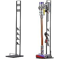 InMalla Freestanding Vacuum Stand Rack Holder Accessories Docking for Dyson V6 V7 V8 V10 V11 Handheld Stick Cordless…