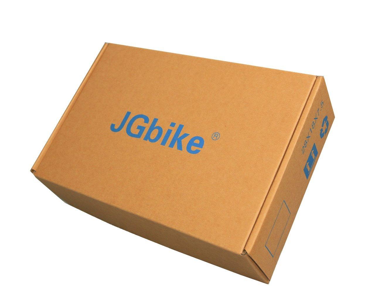 JGbike Shimano XT M8000 Brakes Set,MTB Hydraulic disc Brake Set, Including FIN, Resin Pads, MI 02 Adapter