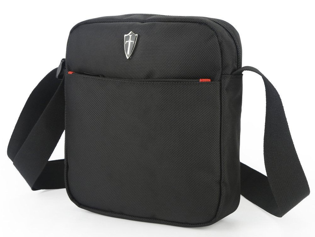 Victoriatourist V5006 Vertical Messenger Bag for iPad-Mini & Tablets