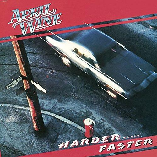 Harder... Faster (SHM-CD)