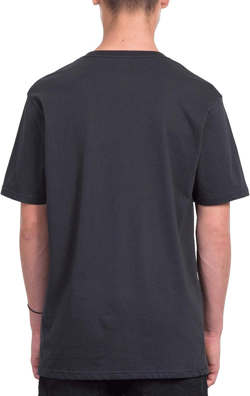 Volcom Stone Blank BSC S/S - T-Shirt - Homme Noir