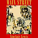 Main Street Audiobook by Sinclair Lewis Narrated by Brian Emerson