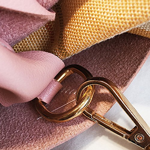 Fashion Versión Coreana Fairy De Cubo La Bag Oblicuo One Simple Femenino Shoulder Wild Bolsa D Anyer a Nueva Handbag Hwq4z4Y