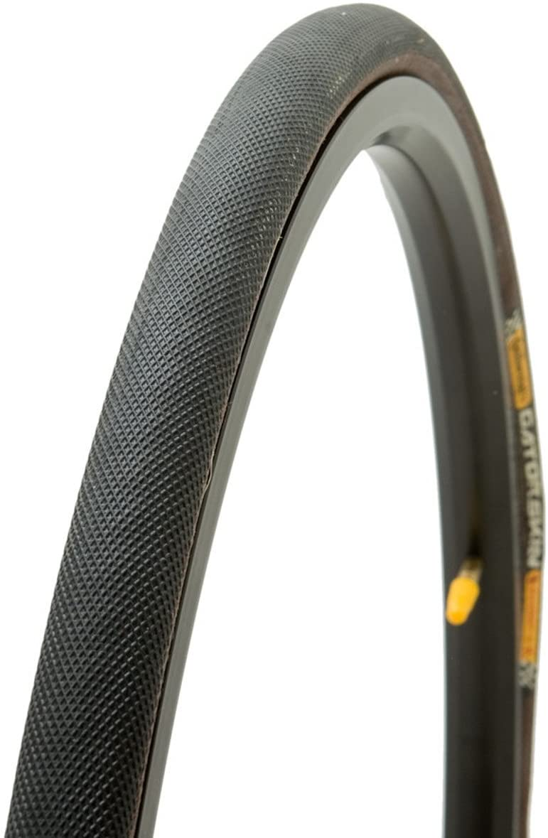 Continental Giro Tubular Road Tyre Black//Light 700 x 22