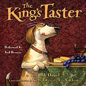 The King's Taster Audiobook