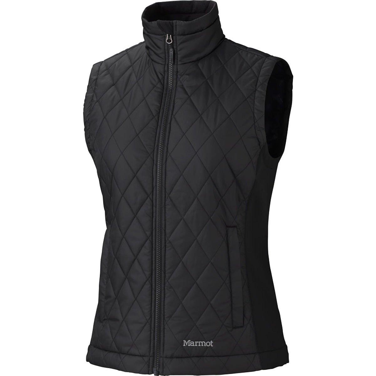 Marmot Kitzbuhel Black S Womens Vest