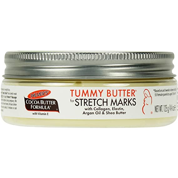 Cocoa Butter Formula, Tummy Butter, For Stretch Marks, 4.4 oz (125 g) - Palmers by Palmers: Amazon.es: Belleza