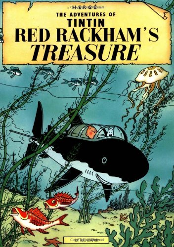 Red Rackham's Treasure (The Adventures of ()
