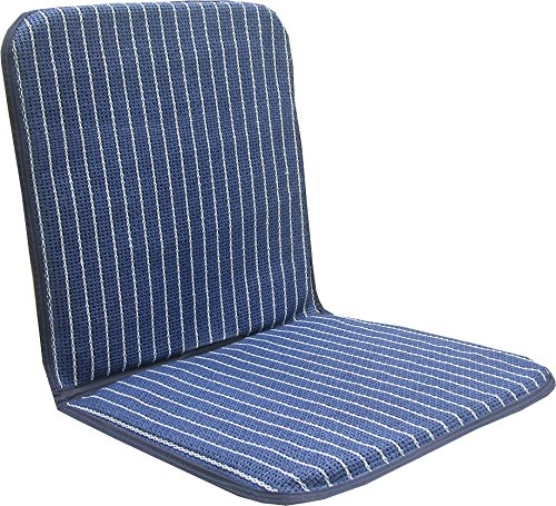 UPC 046854202504, Kool Kooshion 60-231707 Standard Size Ventilated Seat Cushion, Blue