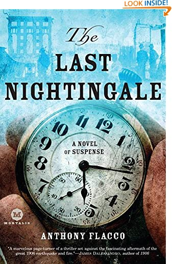 The Last Nightingale: A Novel of Suspense by Anthony Flacco