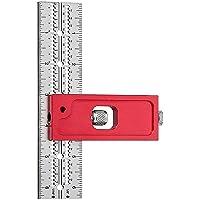 Houtbewerking Remklauw Eenmalig Gereedschap Verstelbare Liniaal Woodpeckers Ruler Tool (15 cm rechte hoek)