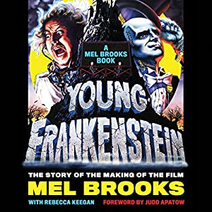 Young Frankenstein: A Mel Brooks Book Audiobook