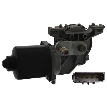 1 St/ück Wischermotor febi bilstein 37619 Scheibenwischermotor Links-//Rechtslenker vorne