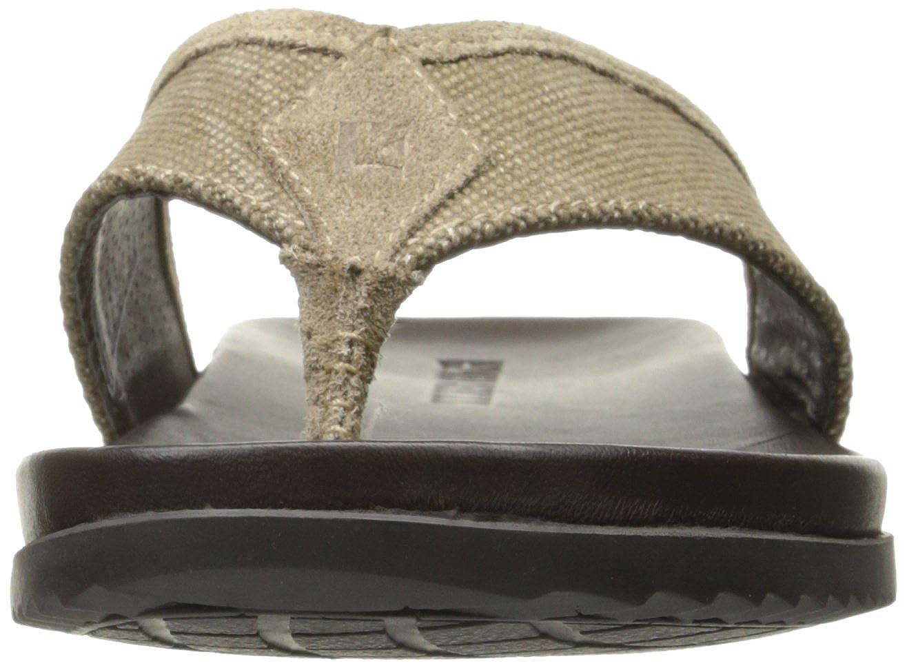 bec4be7a7f28 Amazon.com  Ben Sherman Men s Milo Thong Dress Sandal  Shoes