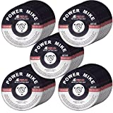 50 PACK - CUT OFF WHEELS 3'' x 1/16' x 3/8'' - AGGRESSIVE CUTTING FOR ALL METAL AND STAINLESS STEEL.