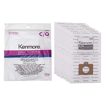Amazon.com: Kenmore bolsas de depósito para ...