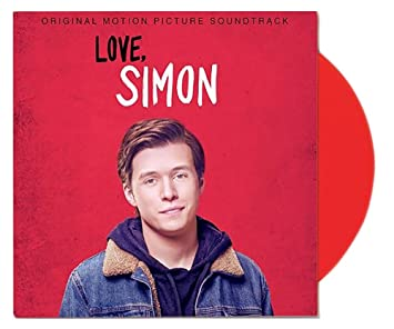 Love, Simon Original Motion Picture Soundtrack Limited 2XLP ...