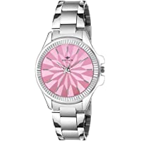 Eddy Hager Elegant Analog Watch - for Girls EH-421-PK