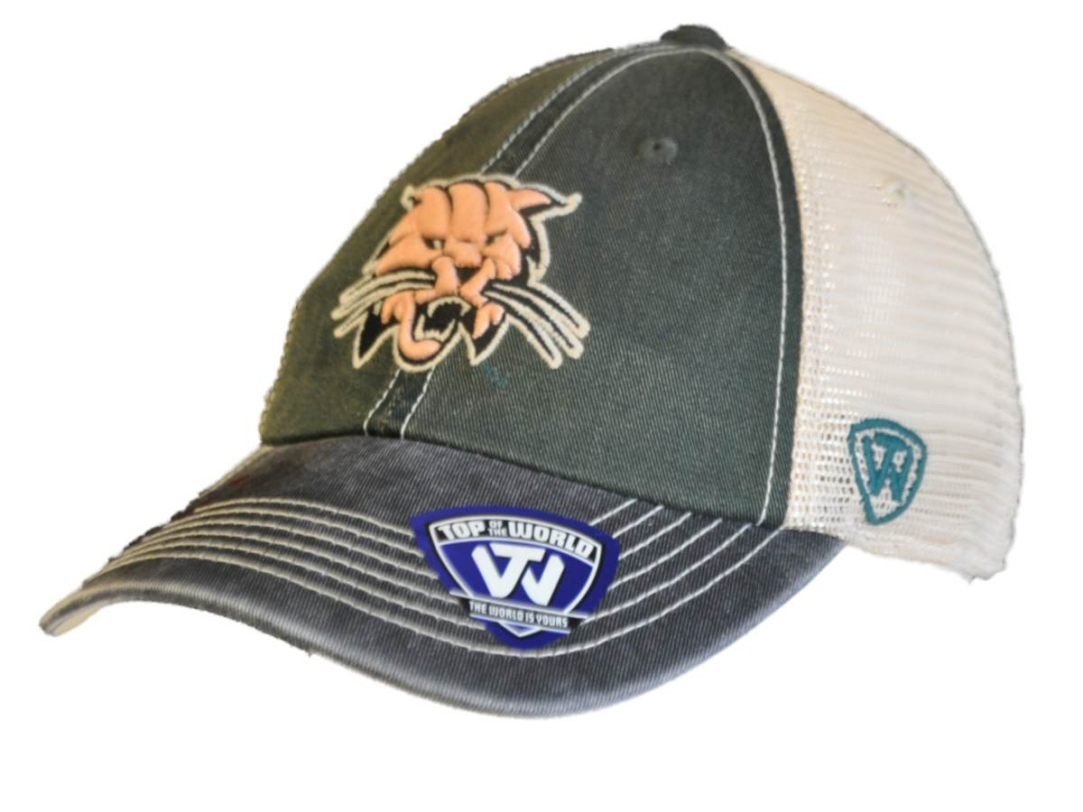 Ohio Bobcats Green Black Offroad Adj Snapback Hat Cap   B012EHH20C