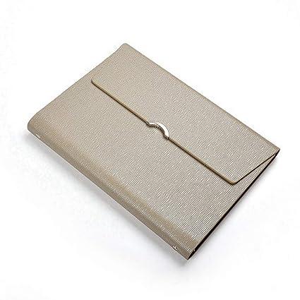 YWHY Cuaderno Cuaderno Y Libreta Organizador De La Carpeta ...