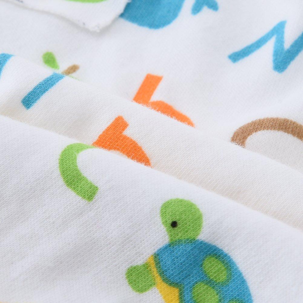 Perro de perro perro patrón de la letra de algodón pijamas ocio y duradera mono de animal doméstico por Awhao M: Amazon.es: Hogar