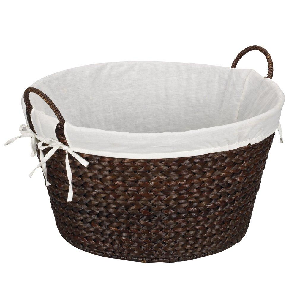 Amazoncom Household Essentials Ml 6667b Round Wicker Laundry