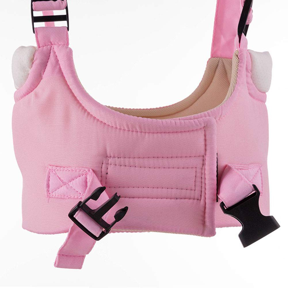 YaptheS Baby Walking Belt Adjustable Strap Leashes Infant Learning Walking Assistant Toddler Safety Harness Basket Type Exercise Safe Keeper For Children Caring for your child