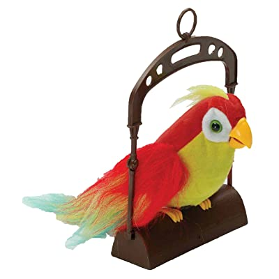 Forum Novelties Walter The Wisecracking Parrot G-Rated: Toys & Games