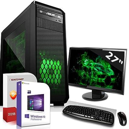Win 10 - Ordenador de sobremesa (procesador Intel i7-7700K ...