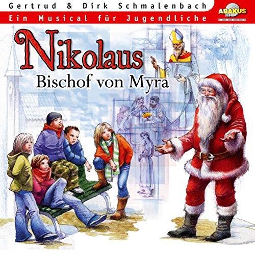 nikolaus bischof von myra by dirk schmalenbach on amazon. Black Bedroom Furniture Sets. Home Design Ideas