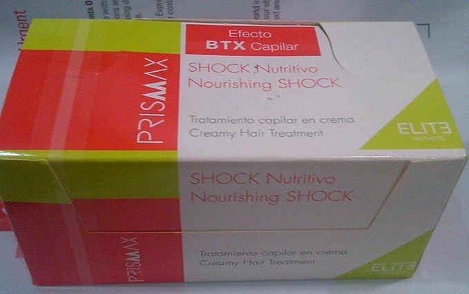 Amazon.com : Ampollas Capilares Prismax efecto Botox, Producto ORIGINAL (Caja 18 Unidades de 15cc) : Everything Else