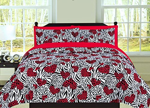 quilts queen size zebra - 9