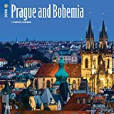 Prague and Bohemia 2018 12 x 12 Inch Monthly Square Wall Calendar, Scenic Travel Europe Czech Republic (Multilingual Edition)