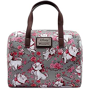 35addc432ba Image Unavailable. Loungefly  Disney The Aristocats - Marie Grey Duffle Bag