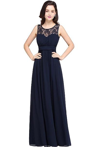 quality design 1c810 56a00 Babyonlinedress Vestiti da Sera Donna, Abito da Sera Lungo ...