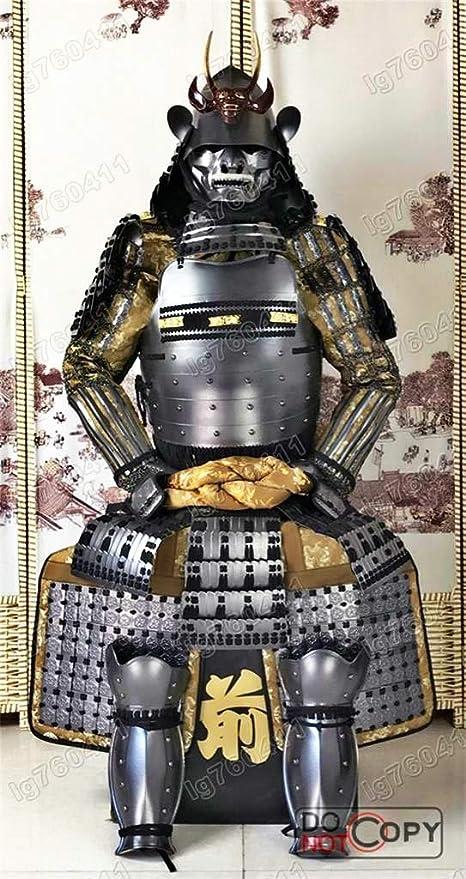 Armorj O26 - Armadura Japonesa portátil Samurai, Traje de ...