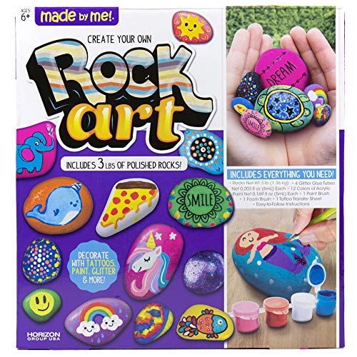- Made By Me Rock Art by Horizon Group USA, Assorted