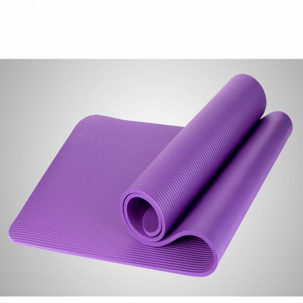 WEI Yogamatte Multi-Purpose Sport Fitness Rutschfeste Yoga liefert Sit-ups