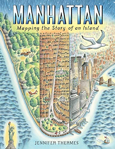 Manhattan: Mapping the Story of an ()