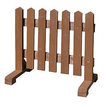 Amazon   木製 ピケットフェンス...
