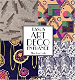 img - for Tissus art d co en France book / textbook / text book