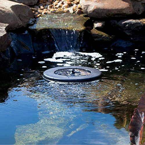Pond Boss Dairsol40 Solar Floating Aerator 11street